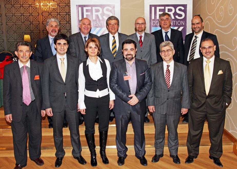 Συνέδριο IFRS CONVENTION